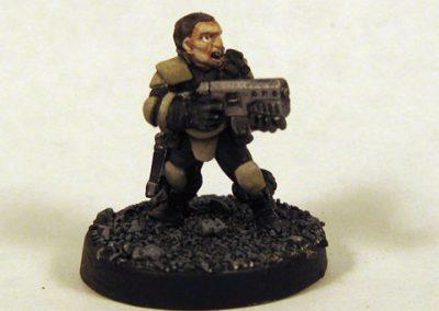 Dwarf Security Guard