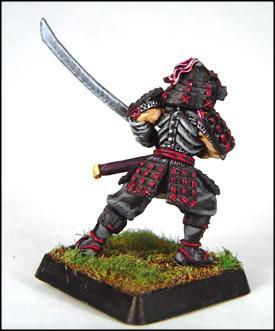 Crab Clan Samurai (Back)