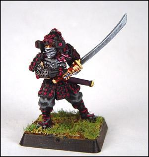 Crab Clan Samurai