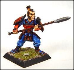 Primary Colors Samurai