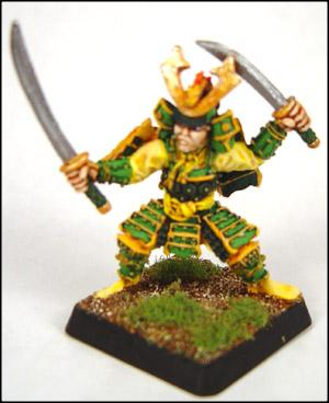 Dragon Clan Samurai