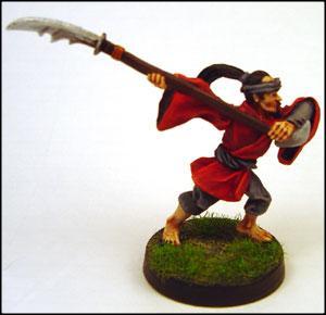 Wuxia Warrior
